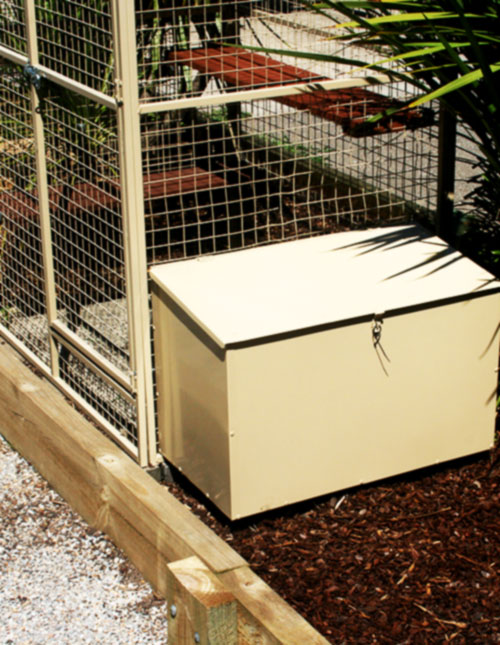 Accessories For Cat Enclosures